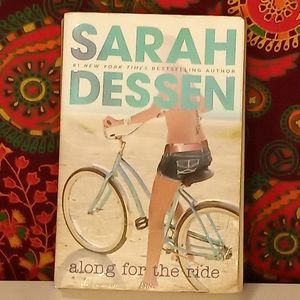 📚Along for the ride by Sarah Dessen